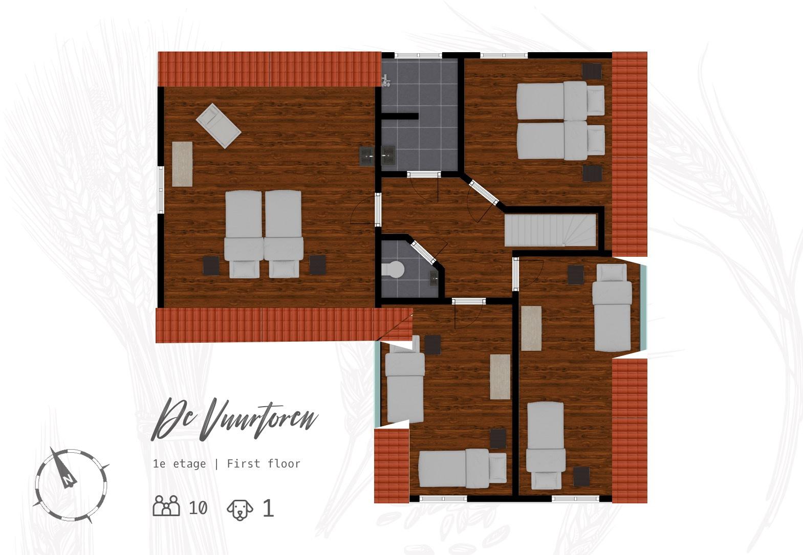 de-vuurtoren-1e-etage